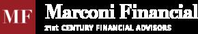 Marconi Financial Theme Logo
